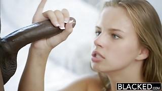 BLACKED – 18yo Old Jillian Janson has Anal Sex with BBC